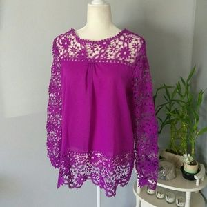 Beautiful Crochet Blouse